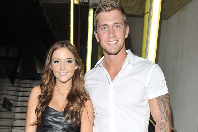 Pregnant EastEnders actress Jacqueline Jossa and TOWIE's Dan Osborne share new scan photo