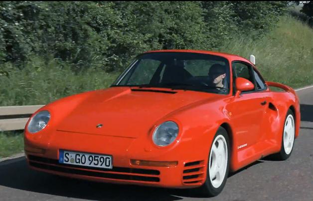 Xcar: Porsche 959