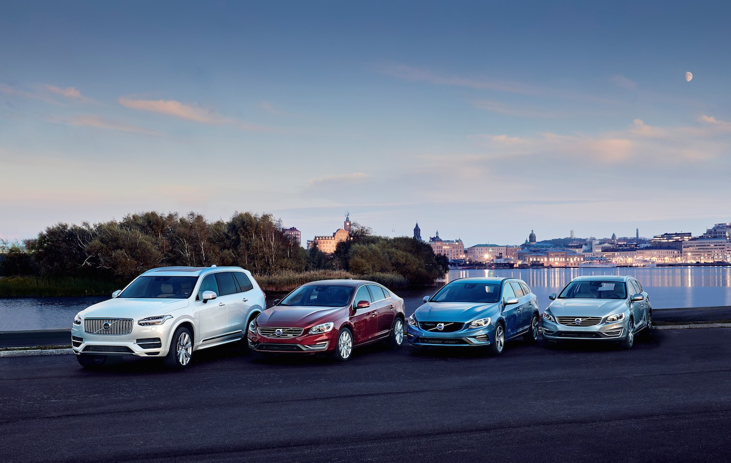 Volvo Cars Twin Engine range