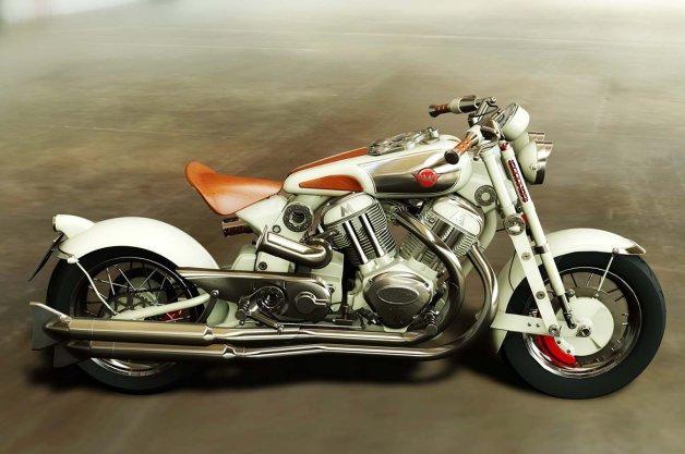 英国のオートバイブランド、マチレスが復活! 新型「Model X Reloaded」をお披露目へ