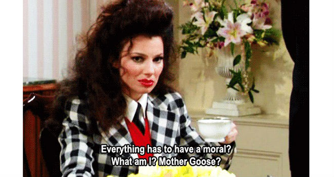the nanny quotes
