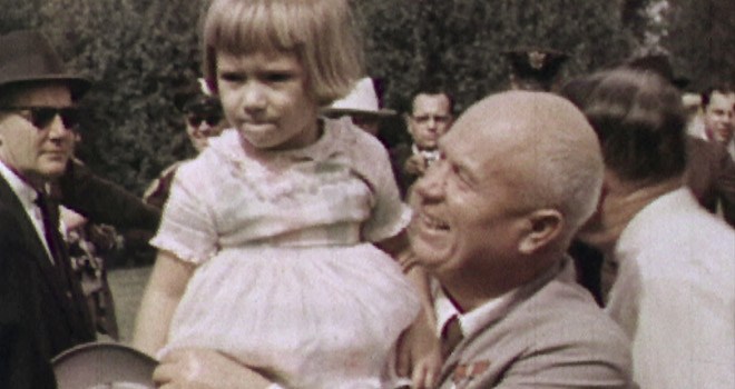 KhrushchevDoesAmerica 660 Hot Docs 2014: Khrushchev Does America Review