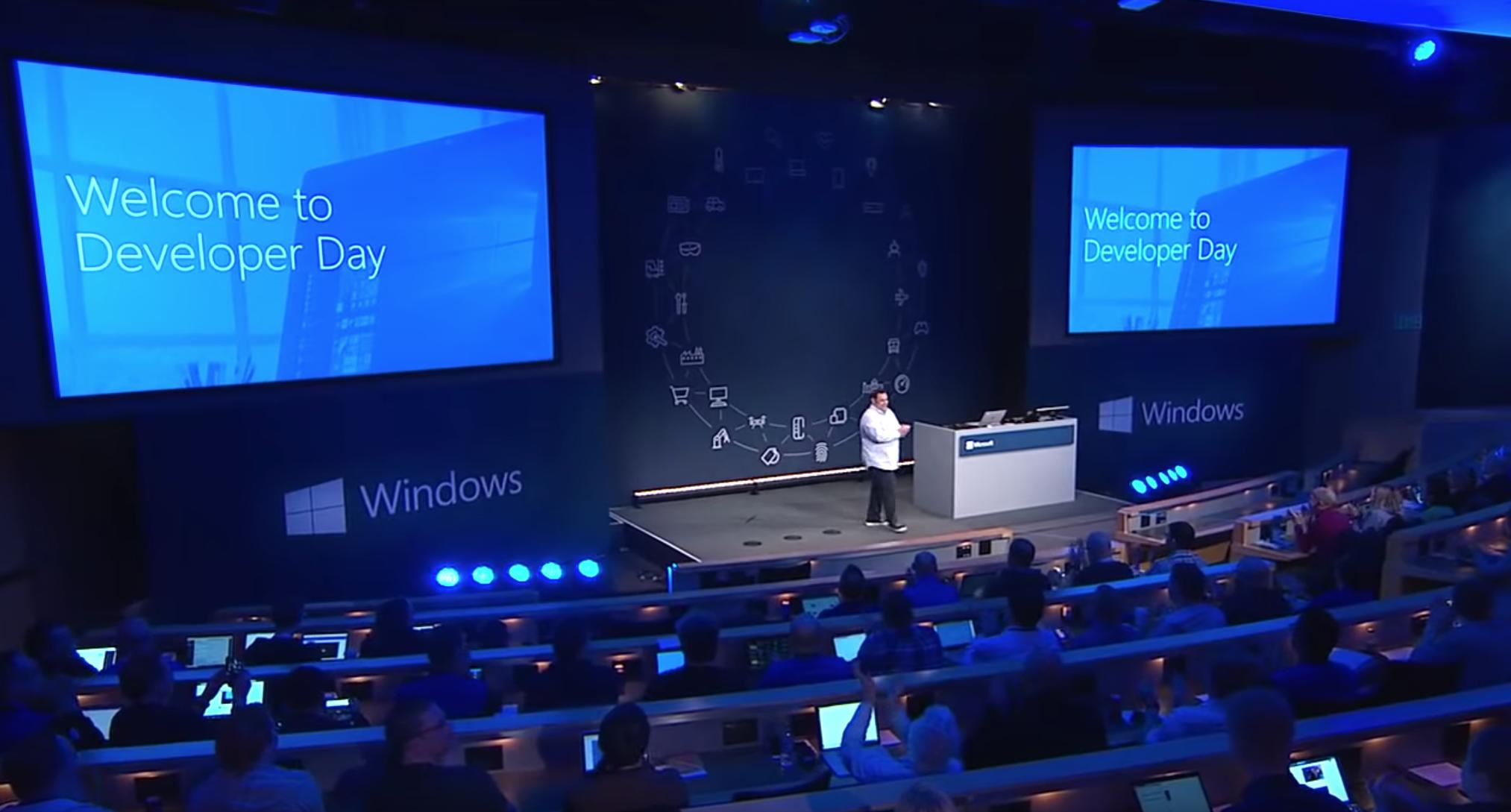 Keynote-Video: Windows Developer Day 2018