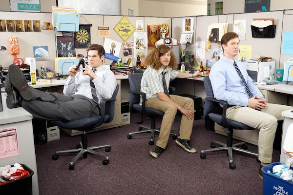 greatest fictional companies on television, telamericorp workaholics