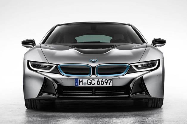 【噂】BMWが6気筒ハイブリッドの100周年記念モデル「i9」を計画中?