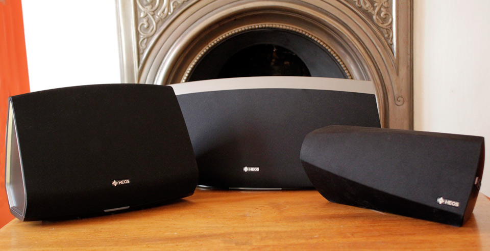 First look: 'Heos by Denon' wireless speakers take Sonos head on