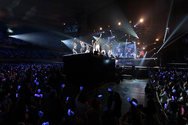 SUPER JUNIORドンへ&ウニョク、初の日本全国ツアーで10万人動員!