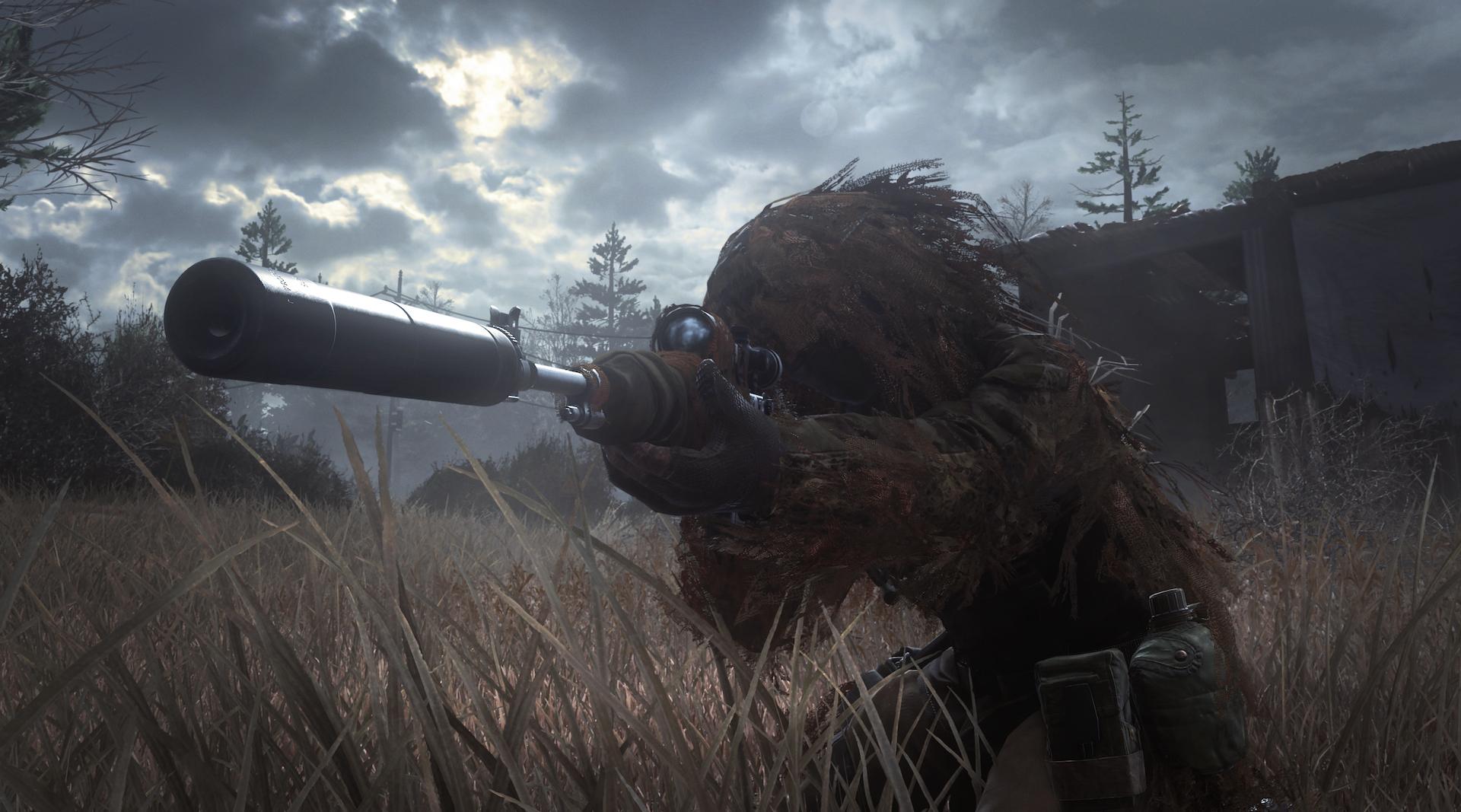 Modern Warfare se actualiza con nuevos mapas, mujeres soldado y microtrasacciones