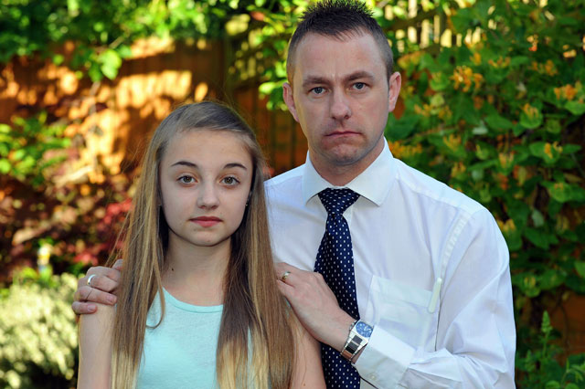 Schoolgirl 'chatterbox' has mouth taped shut by teacher