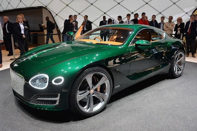 【噂】ベントレー、500馬力のEVスポーツカーを開発?