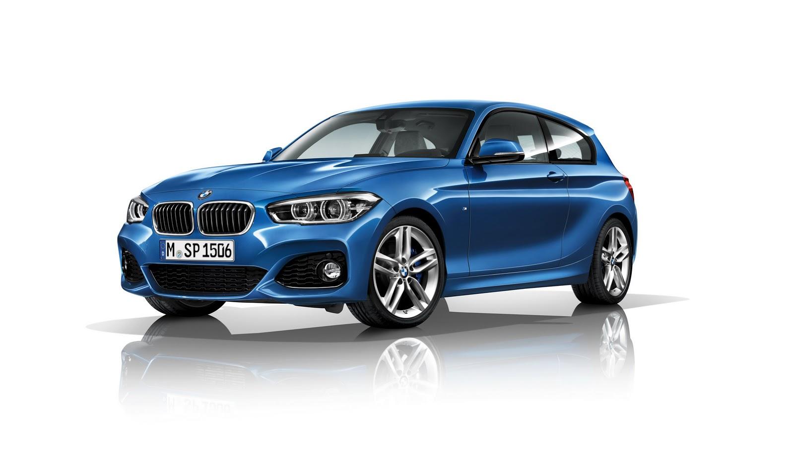 Premiere: Der neue BMW 1er