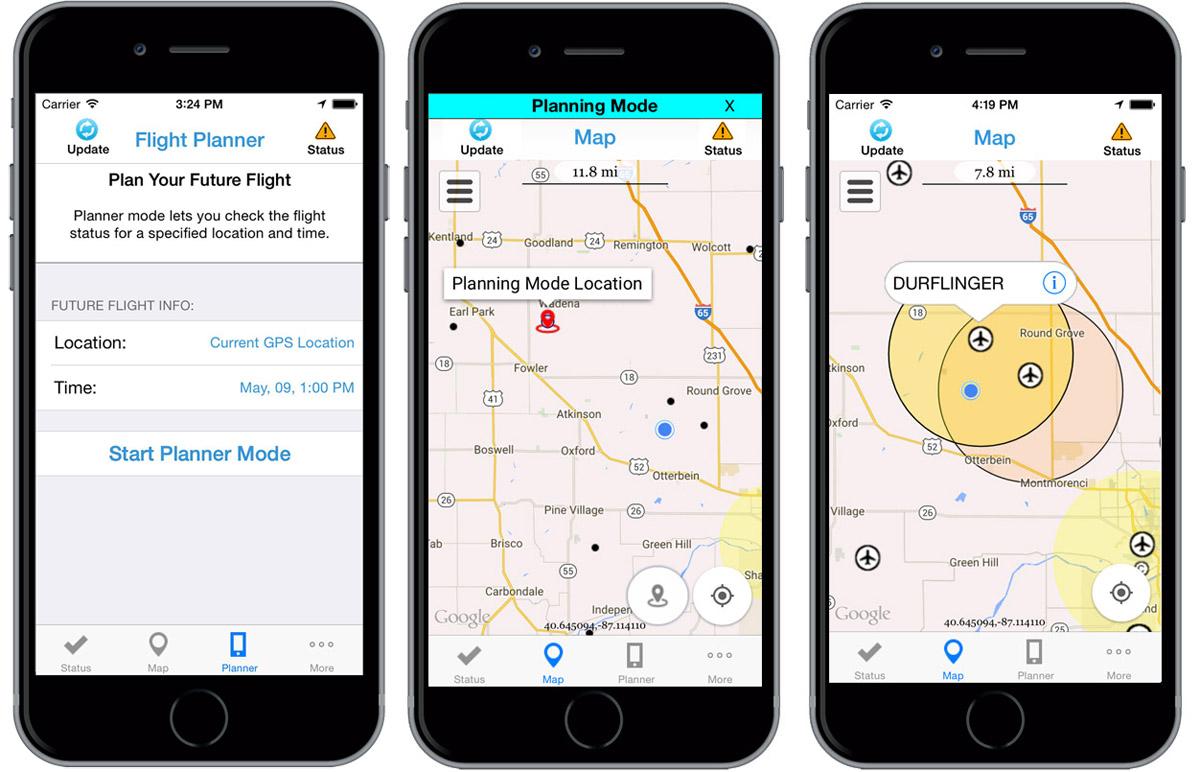 Faa 39 S B4ufly App Tells Drone Operators If It 39 S Okay To Fly