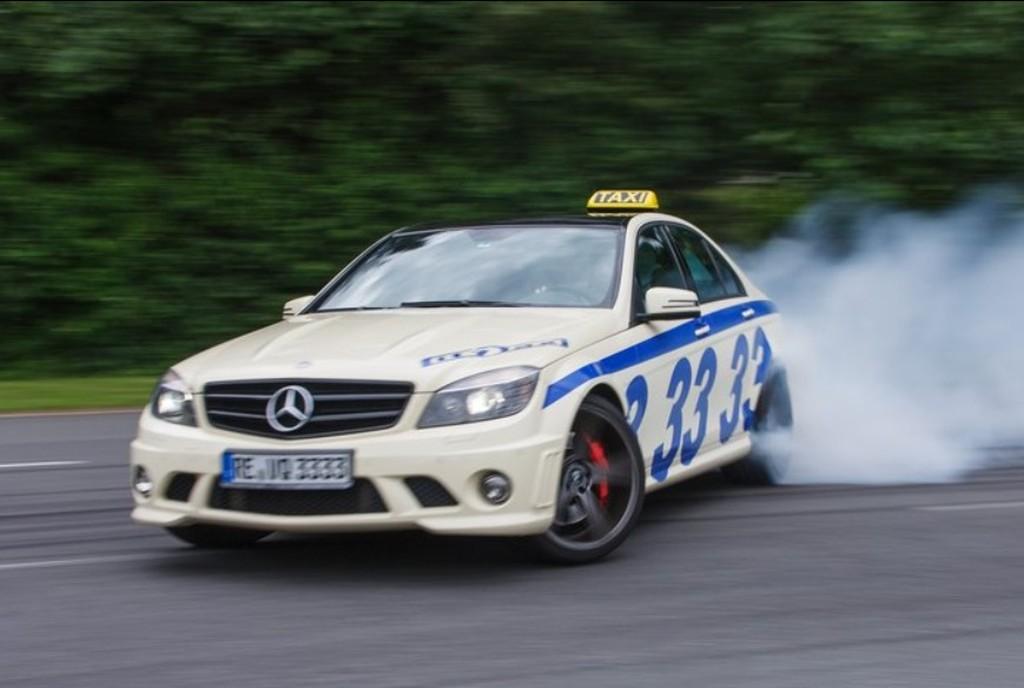 Mercedes-Benz, Mercedes C63 AMG, Tuner, Tuning, mcchip, Motortuning, das schnellste Taxi, schnellstes Taxi Deutschlands, Mercedes-Benz Taxi, Mercedes Taxi, C63 AMG Taxi, mcchip DKR
