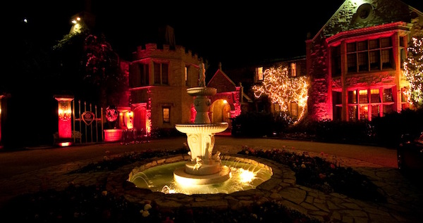 You Won't Believe Some of the History Behind the Playboy Mansion