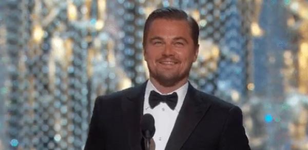 レオナルド・ディカプリオがついに悲願のアカデミー賞受賞!!ネット上が祝福のツイート祭りに