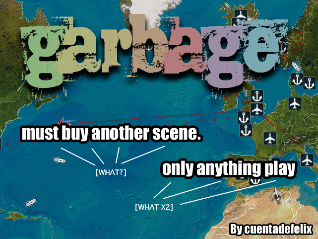 garbage. must buy another scene. only anything play