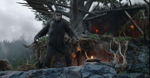 『猿の惑星』シーザーは部下2000人 「半沢直樹」「島耕作」を凌ぐリーダーシップ