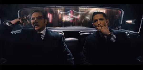 実録犯罪モノ!実在の暴力双子ギャングをトム・ハーディが一人二役!映画『レジェンド』