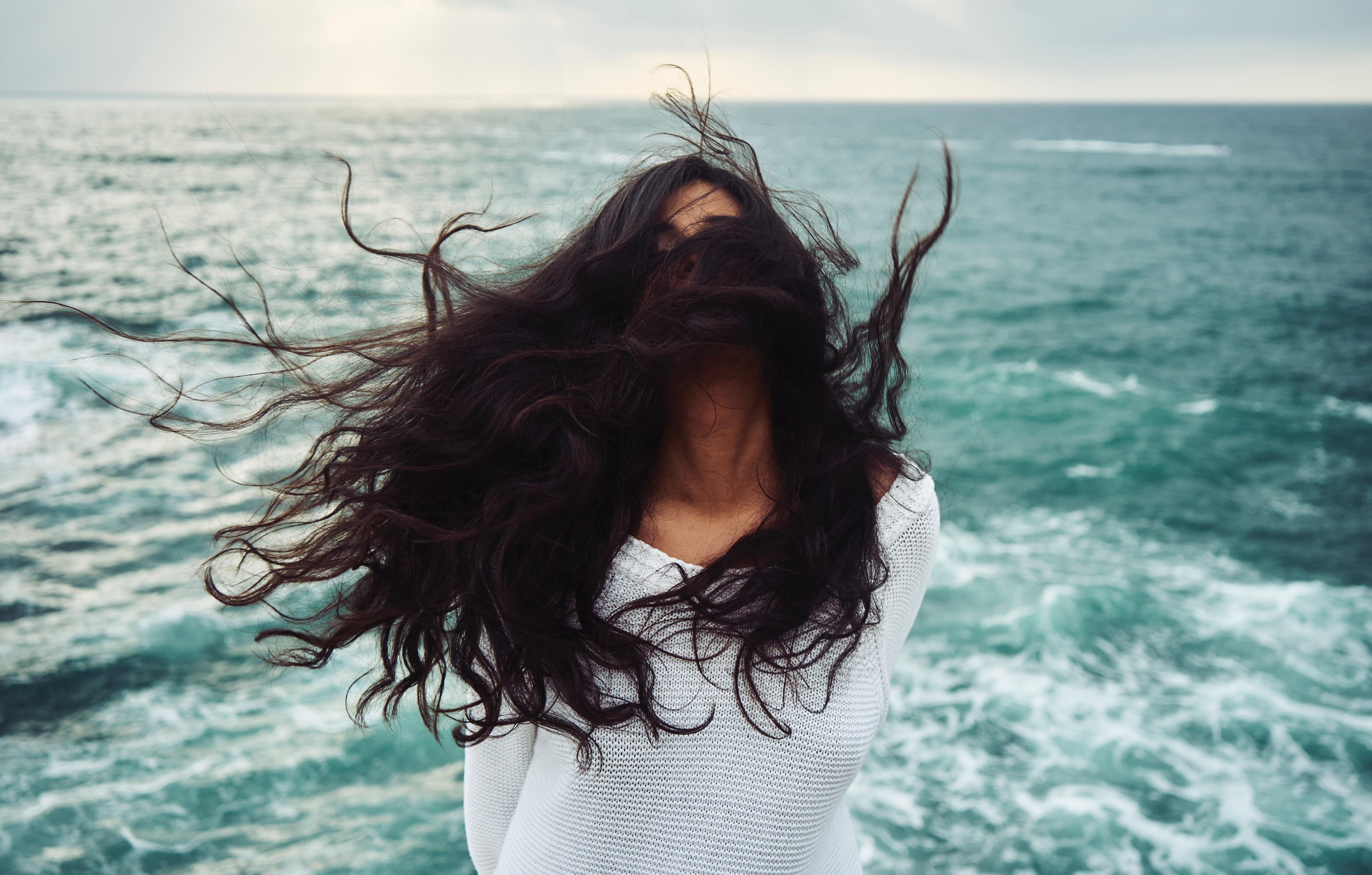 hair, natural