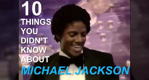 マイケル・ジャクソンについて知っておくべき10のこと
