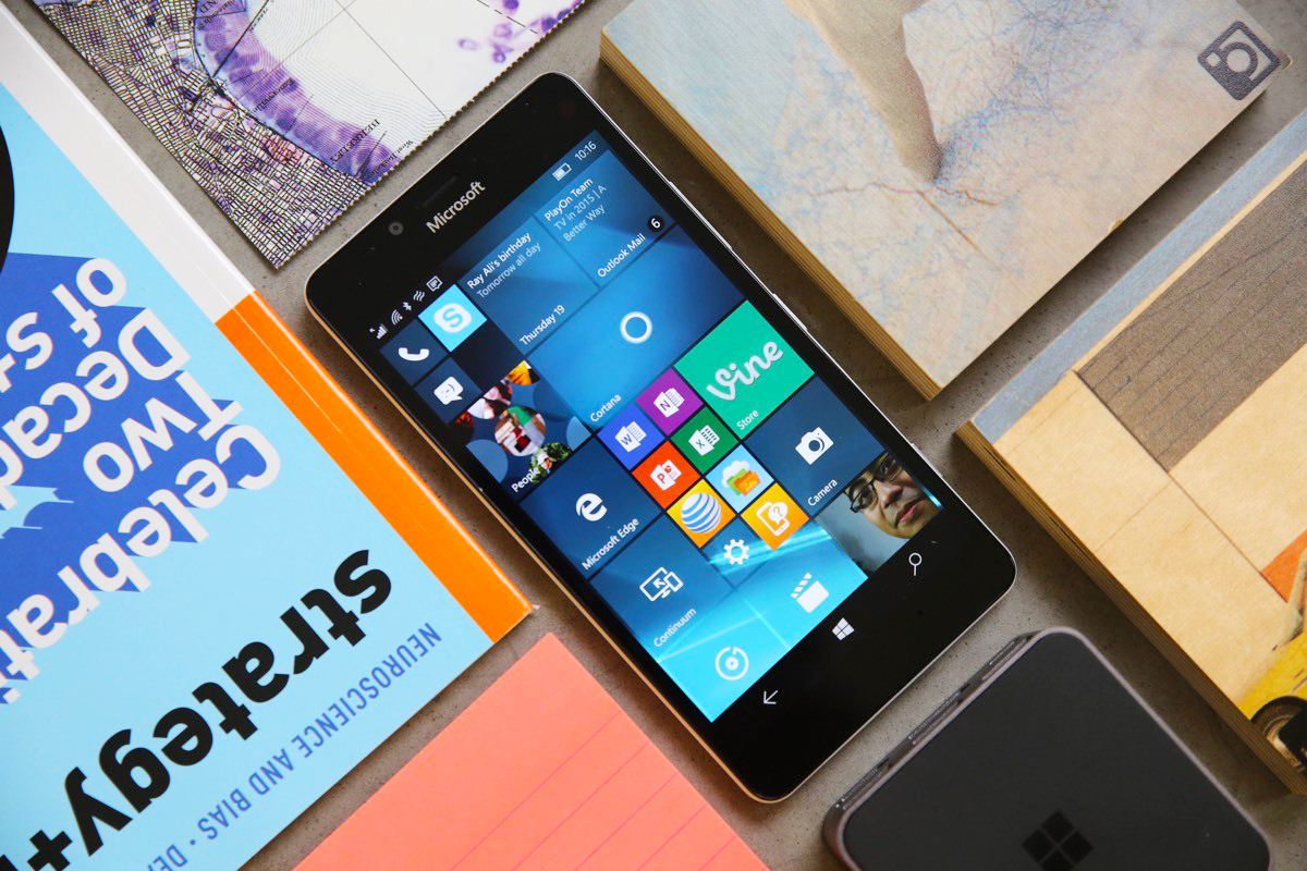 Buscando un 'Windows Phone' en el MWC 2017