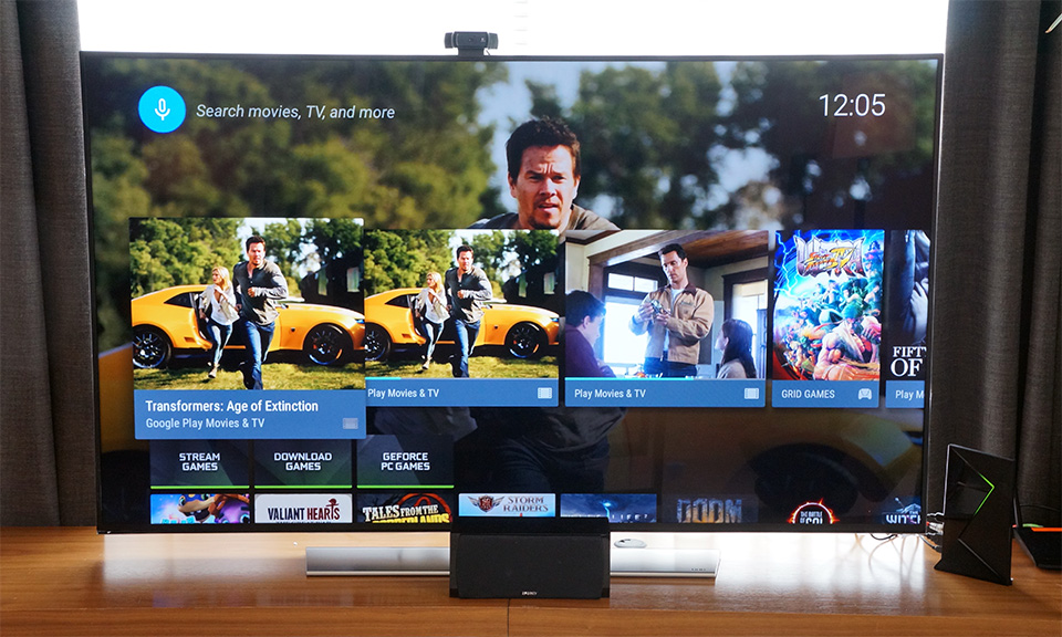 A taste of something great: five days with NVIDIA's Shield Android TV