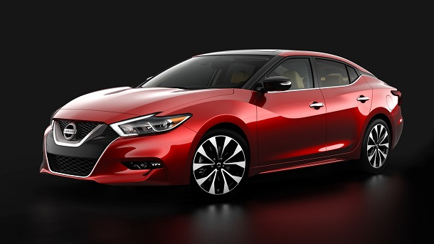 NASHVILLE, Tenn. (Feb. 3, 2015) - Nissan today announced that its next-generation Maxima sports sedan was the product that made a cameo appearance at the end of its popular