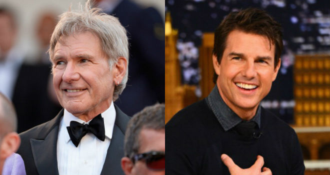 star wars episode vii harrison ford tom cruise