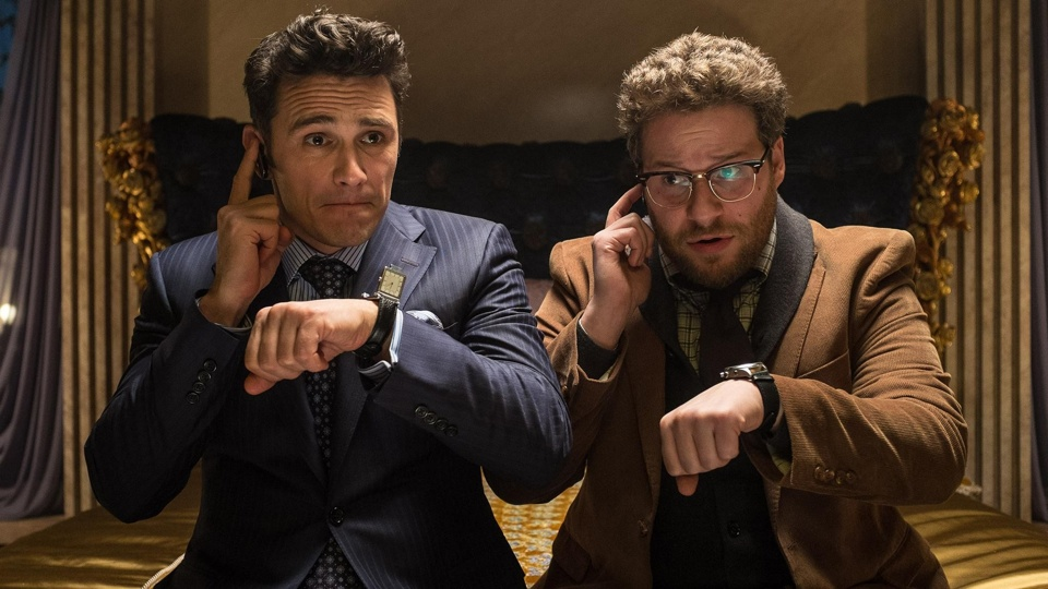 The Interview:  2014's most infamous film isn't great, but it's important