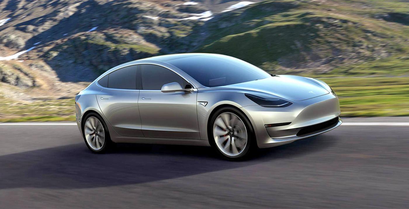 Inhabitat S Week In Green Tesla S Model 3 And More