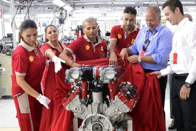 フェラーリ、F1エンジンの価格に上限を設ける提案に対し拒否権を行使