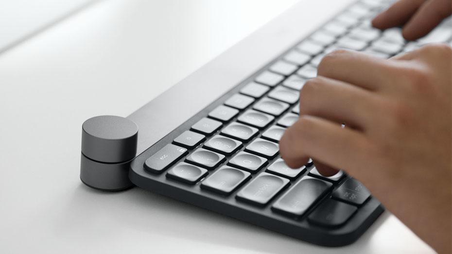Craft es el teclado de Logitech pensado para artistas