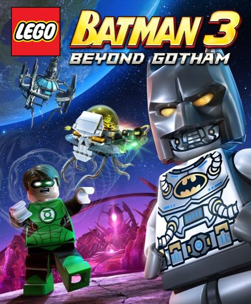 Lego Batman 3: Beyond Gotham sends brooding bricks into space