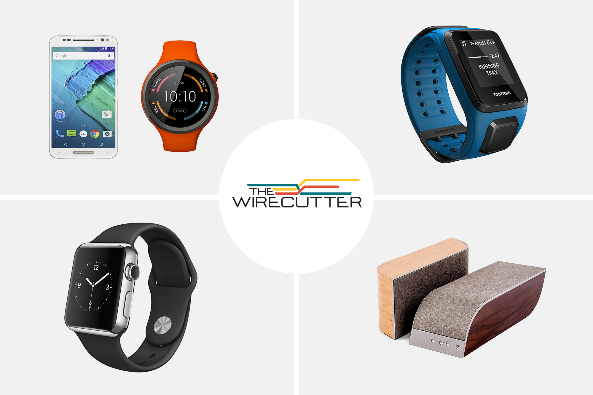 The Wirecutter's best deals: Save $300 on a Moto X / Moto 360 combo