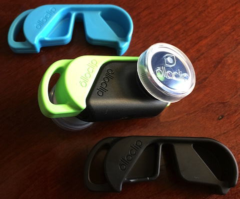 Olloclip 4-in-1 Lens Kit for iPhone 6 and iPhone 6 Plus