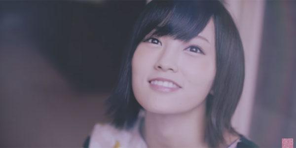 山本彩がAKB48で初センター!NHK朝ドラ『あさが来た』主題歌「365日の紙飛行機」MV【動画】