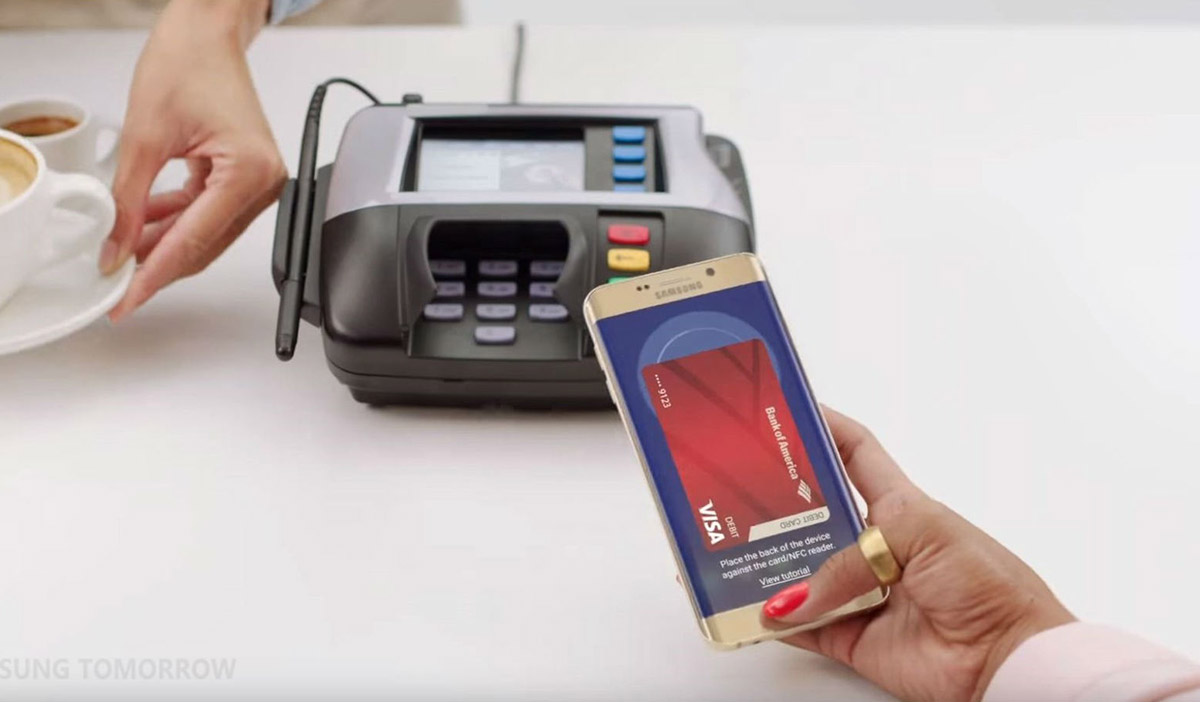 Samsung Pay to expand to online payments and more phones