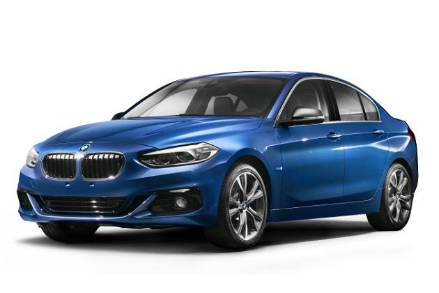 BMW、中国市場向けに「1シリーズ セダン」を発表