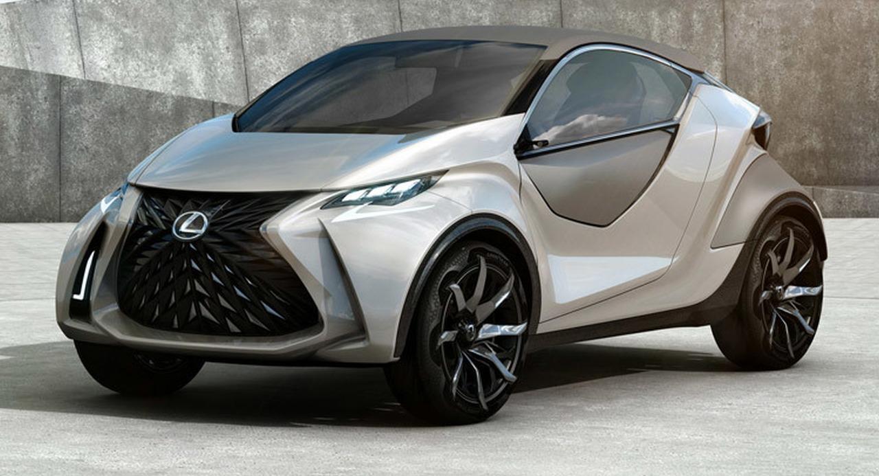 Premiere in Genf: Kleinwagen von Lexus LF-SA