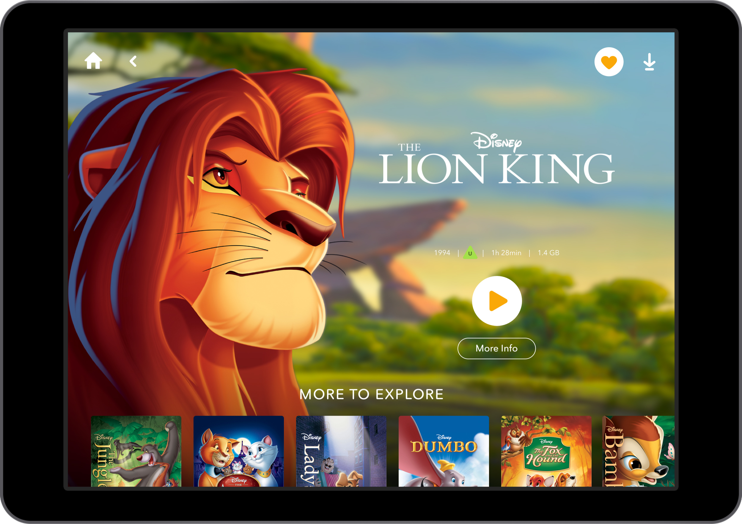 Disney's bringing its own streaming service to the UK
