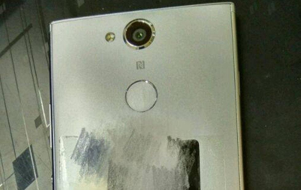 Los Sony Xperia XZ1 y XZ Compact se filtran y han movido su lector de huellas a la espalda