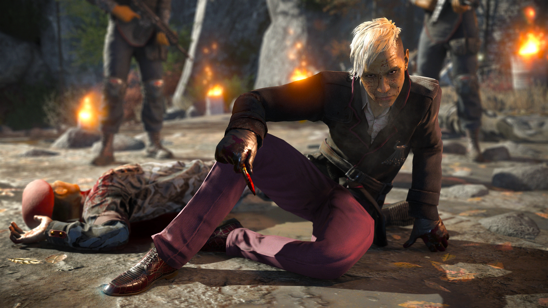 Go deeper into Far Cry 4's story with its latest trailer