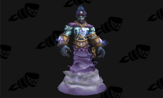 robin Robin Williams models possibly spotted in World of Warcraft files