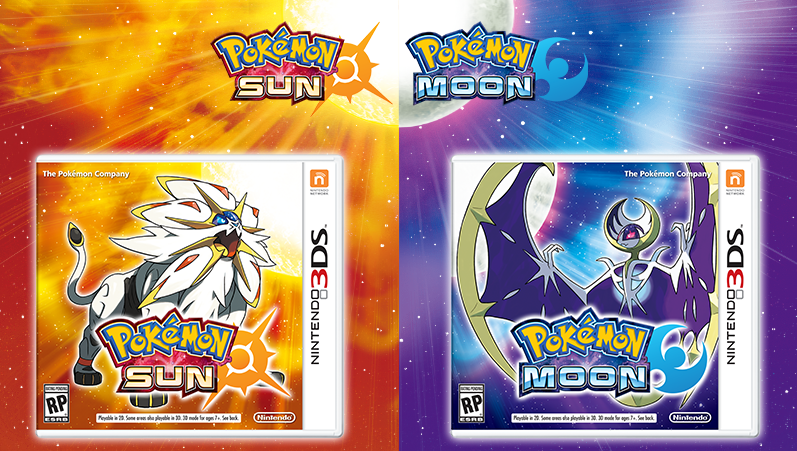 'Pokémon Sun' and 'Moon' arrive on the 3DS November 18th