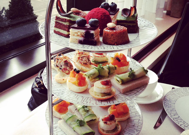 Guiltless Afternoon Tea