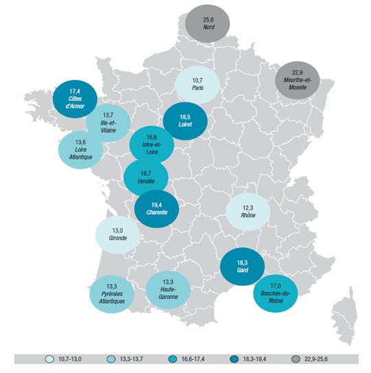 Un Français sur deux est en surpoids — Santé