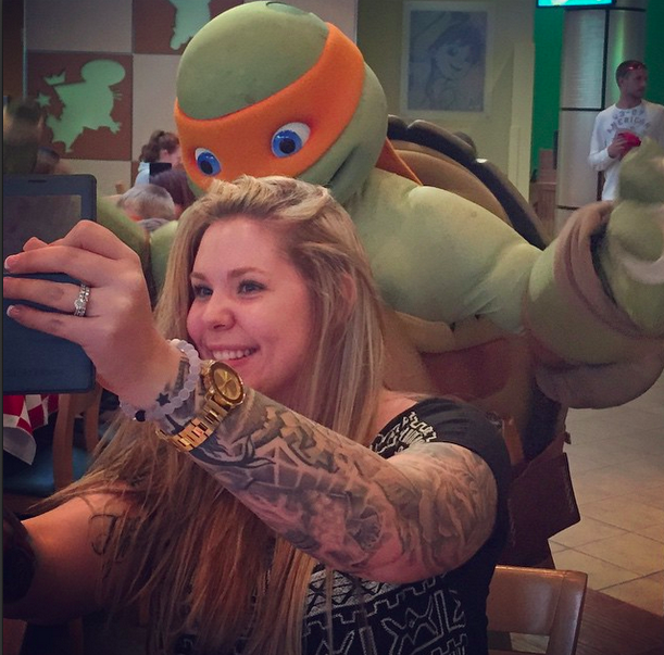 Kailyn Lowry Shows Off New Tattoo Cambio
