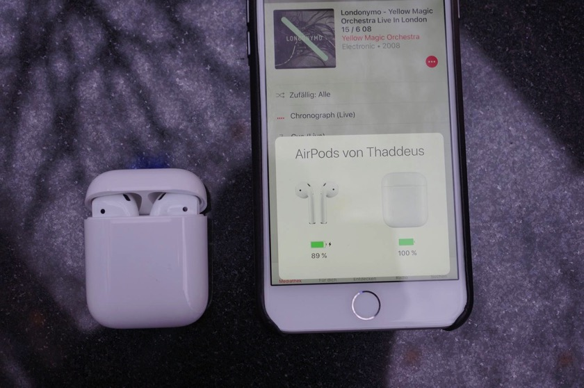 Apple patentiert: Case der AirPods könnte zukünftig auch andere Geräte laden