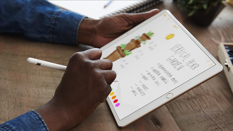 El iPad Pro más pequeño es ahora más grande