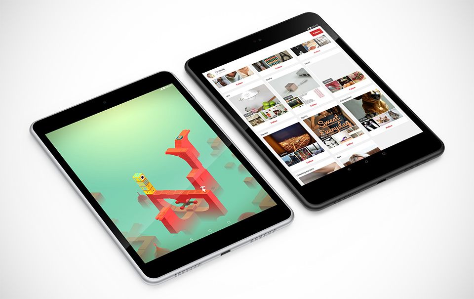 Nokia's return to hardware begins with the $250 N1 Android tablet